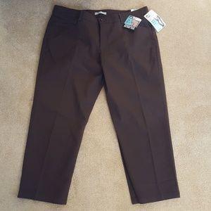 Lee brown pants